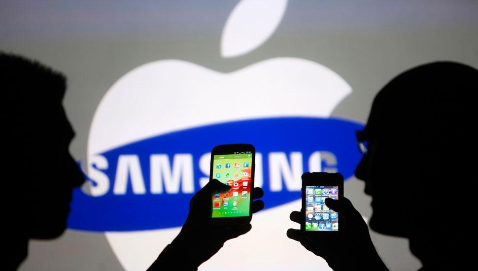 سامسونج و Apple إنهاء حرب براءات الاختراع خارج الولايات المتحدة 2