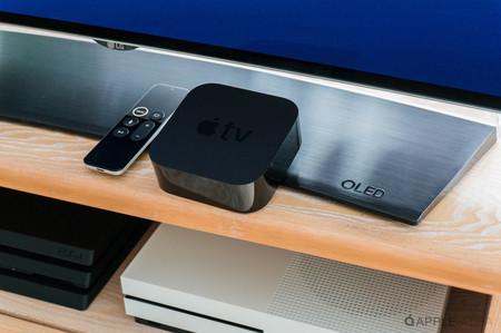 Apple  التلفزيون