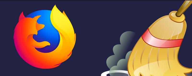 في فايرفوكس خطوات لمسح متصفح الويب وذاكرة التخزين المؤقت للجوال بسهولة وبسرعة