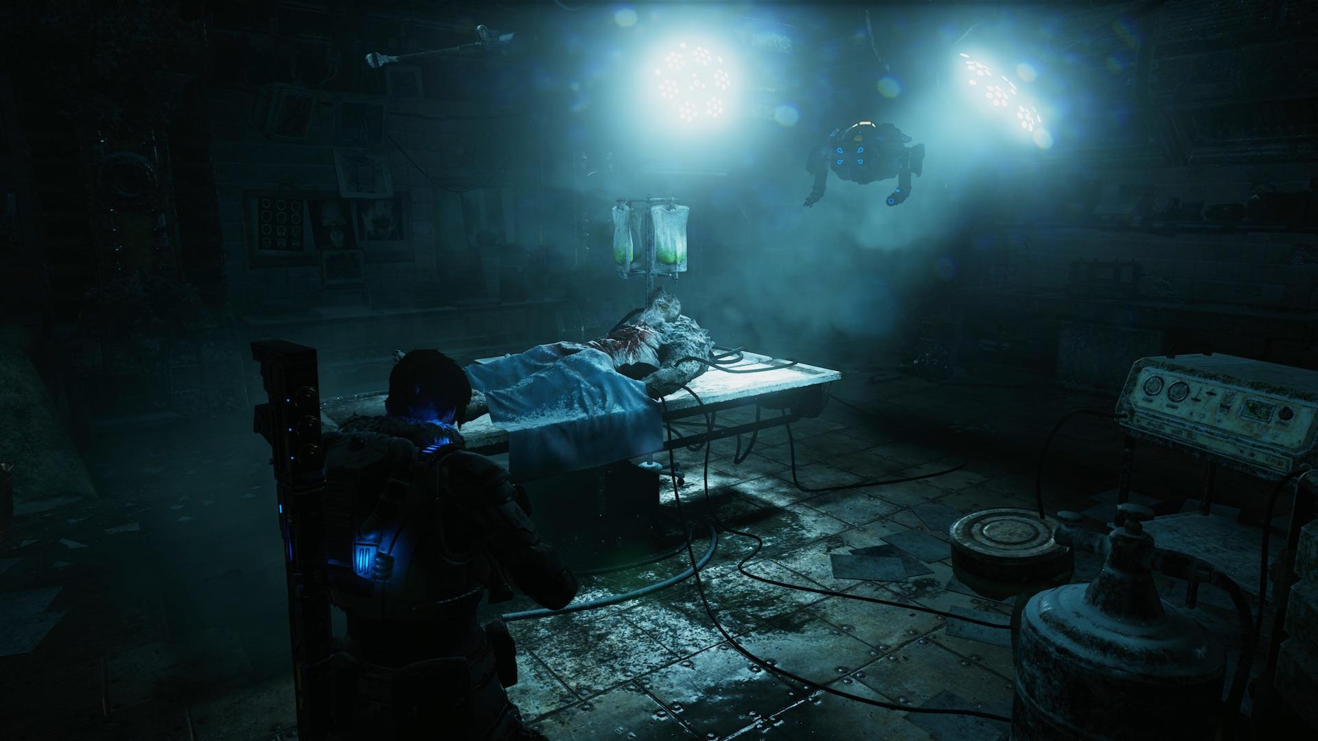 من أين جاء الجراد؟ تسلط Gears 5 ضوءًا جديدًا على تاريخ الجراد والسرب 5