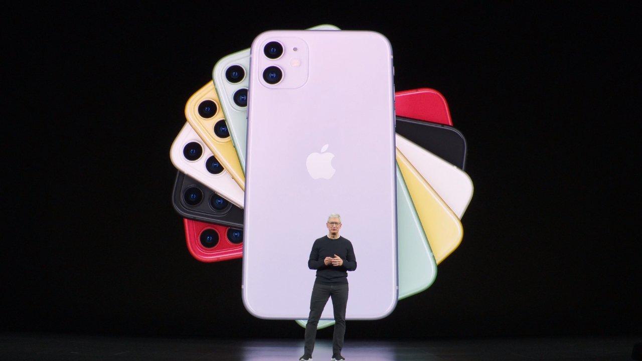 هنا كل شيء Apple أعلن في حدثه iPhone 11 1