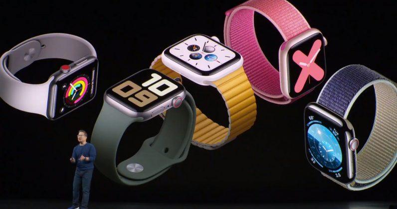 - ▷ Apple Watch السلسلة 5 رسمية ، الآن مع Always On و بوصلة »- 1