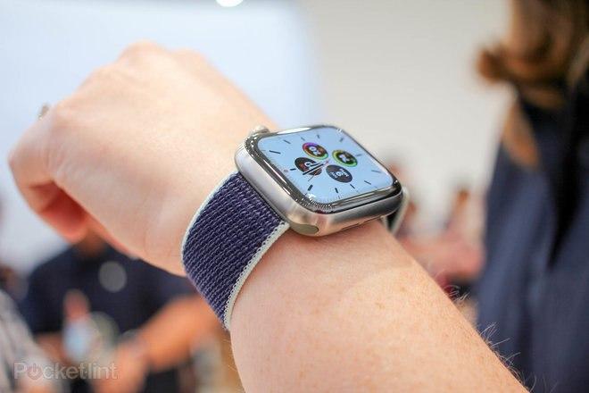 Apple Watch السلسلة 5 من المراجعة الأولية: تحديد الوقت أصبح أكثر سهولة 1