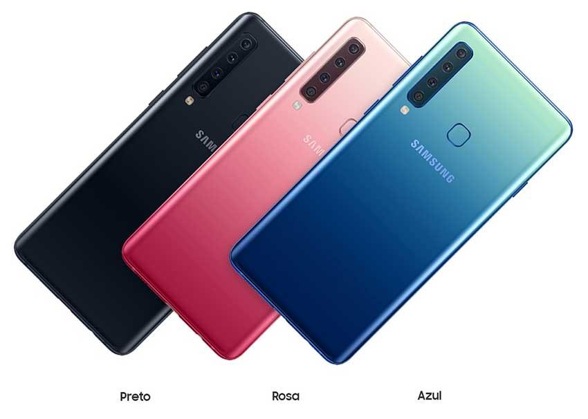 تحليل: Galaxy A9 - كم عدد الكاميرات التي يحتاجها هاتفك؟ 2
