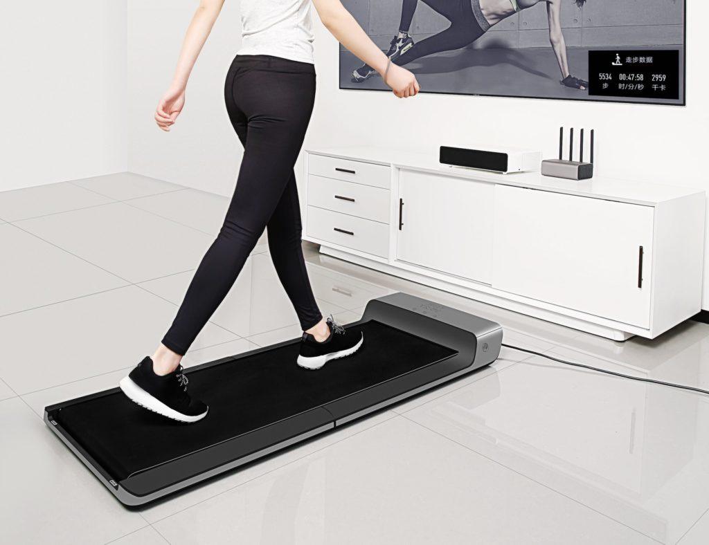 """معدات تمرين داخلي للحفاظ على لياقتك البدنية وصحية - WalkingPad 03 """"aria-ووصفby ="""" gallery-13-365882"""