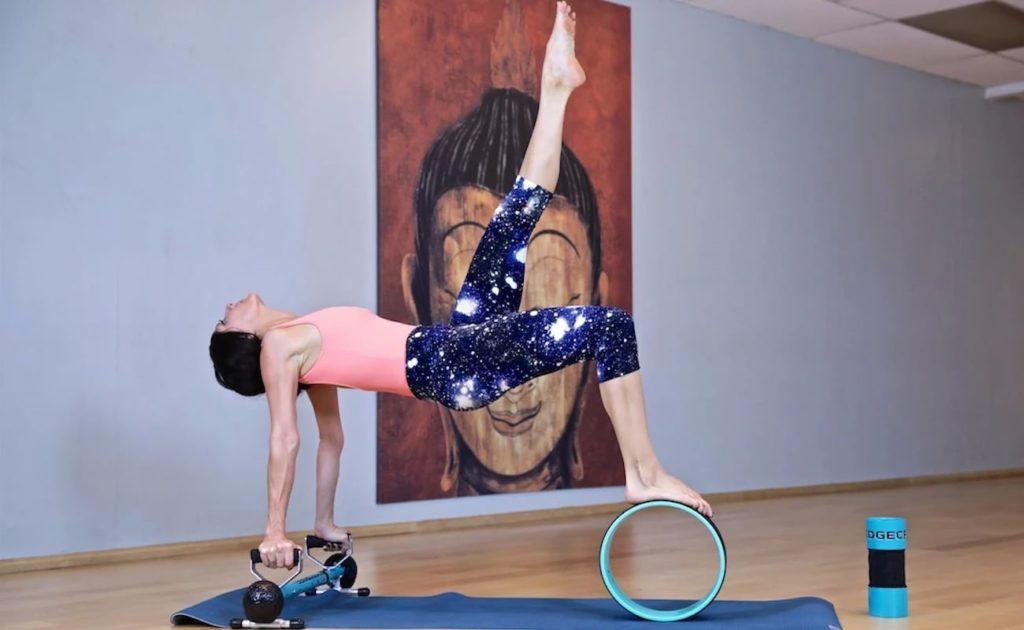 """معدات تمرين داخلي للحفاظ على لياقتك البدنية وصحية - EdgeCross X 03 """"aria-ووصفby ="""" gallery-14-365879"""