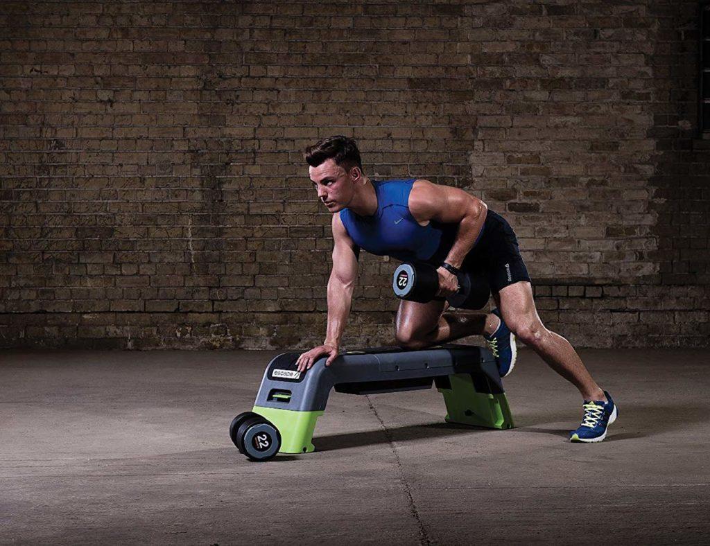 تمرين بدني داخلي للحفاظ على لياقتك البدنية وصحية - Escape Fitness Deck 2 01