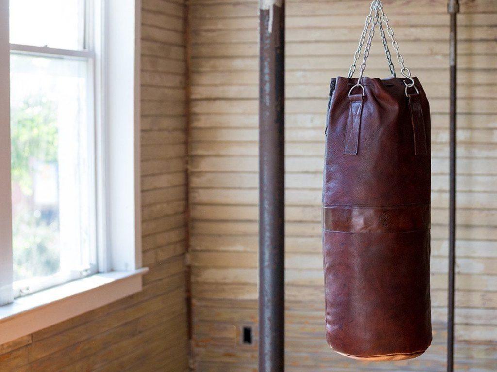 تمرين داخلي لممارسة التمارين للحفاظ على لياقتك وصحتك - MVP Heritage Leather 02