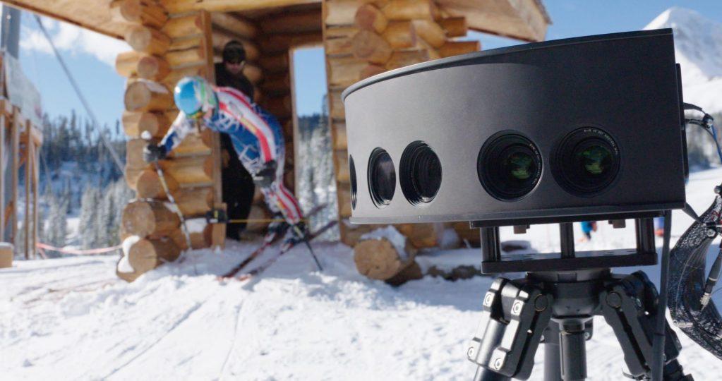 Intel VR في أولمبياد طوكيو 2020