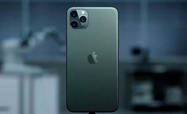 تصميم iPhone 11 Pro
