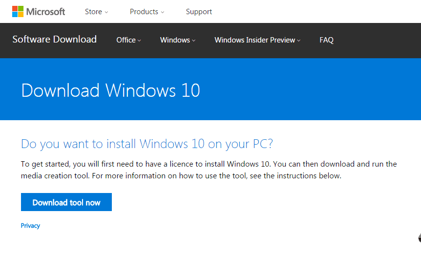 Windows  10 تحميل مجاني النسخة الكاملة 32 أو 64 بت 2019