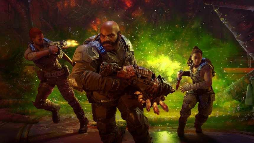 """تحليل """"Gears 5"""": التطور النهائي للامتياز 5"""