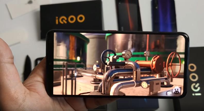 Vivo  iQOO Pro 5G Phablet