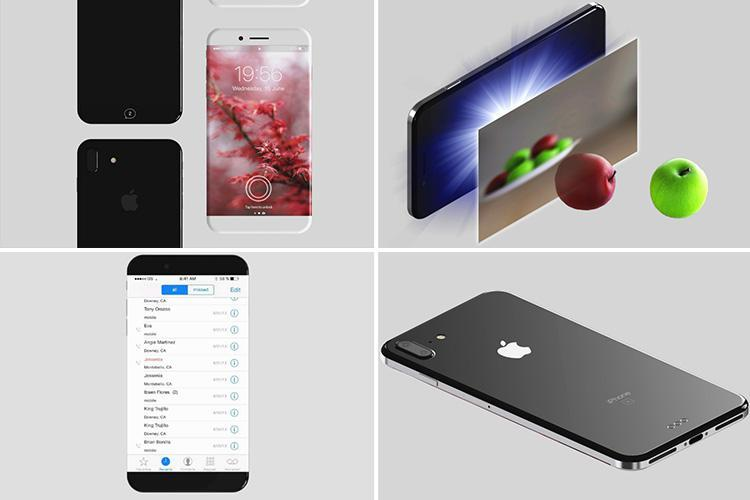 هذه الصور مفهوم تظهر واحدة Apple فكرة المعجبين عن كيفية ظهور الجهاز الجديد