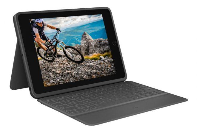 لوجيتك تطرح لوحة مفاتيح فوليو رفيعة ولوحة مفاتيح فولد وعرة لأجهزة iPad 10.2 1