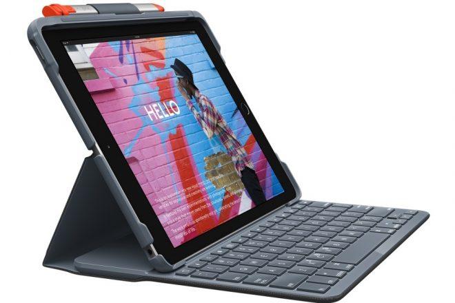 لوجيتك تطرح لوحة مفاتيح فوليو رفيعة ولوحة مفاتيح فولد وعرة لأجهزة iPad 10.2 2