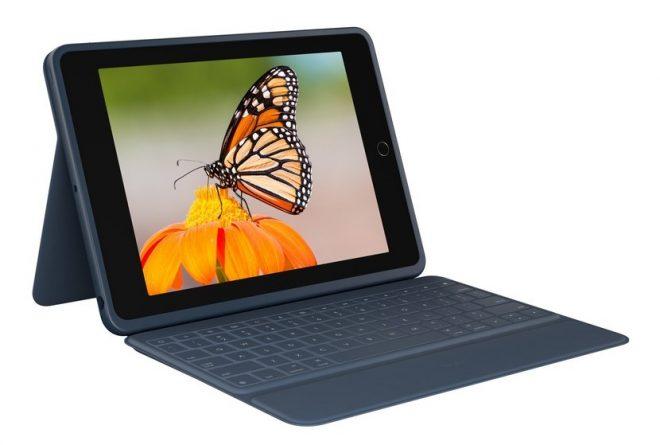 لوجيتك تطرح لوحة مفاتيح فوليو رفيعة ولوحة مفاتيح فولد وعرة لأجهزة iPad 10.2 3