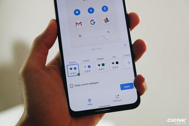 الآن أصبحنا نعرف كل شيء عن Pixel 4: Android 10 مع Face ID و Pixel Themes وكاميرا الواجهة الجديدة وشاشة 90 هرتز (الصورة) 6