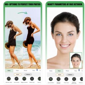 11 أفضل التطبيقات التي تجعلك تبدو نحيفة 3