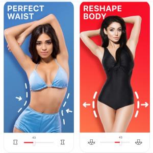 11 أفضل التطبيقات التي تجعلك تبدو نحيفة 6