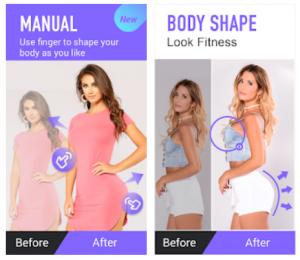 11 أفضل التطبيقات التي تجعلك تبدو نحيفة 12
