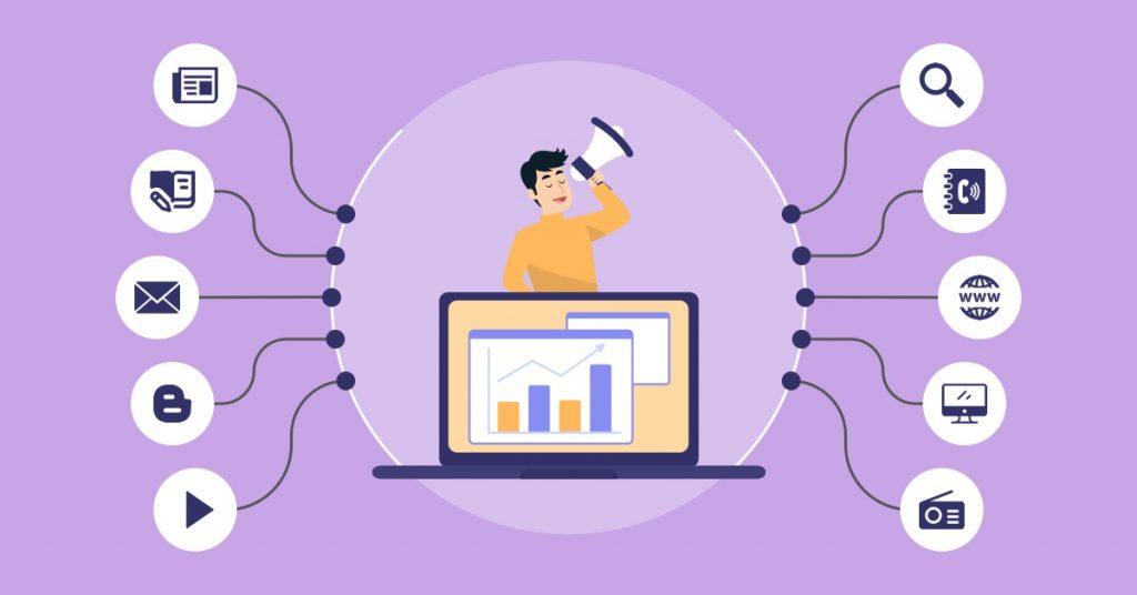 Image result for كيفية توجيه العملاء إلى قنوات المراسلة الخاصة بك