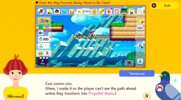 لعبة ماريو التقليدية