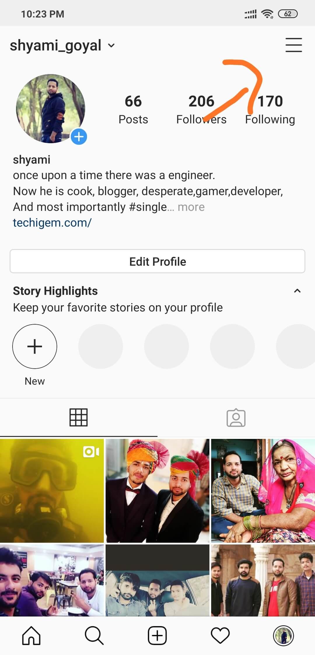 كيفية إنشاء وإضافة الثاني Instagram الحساب