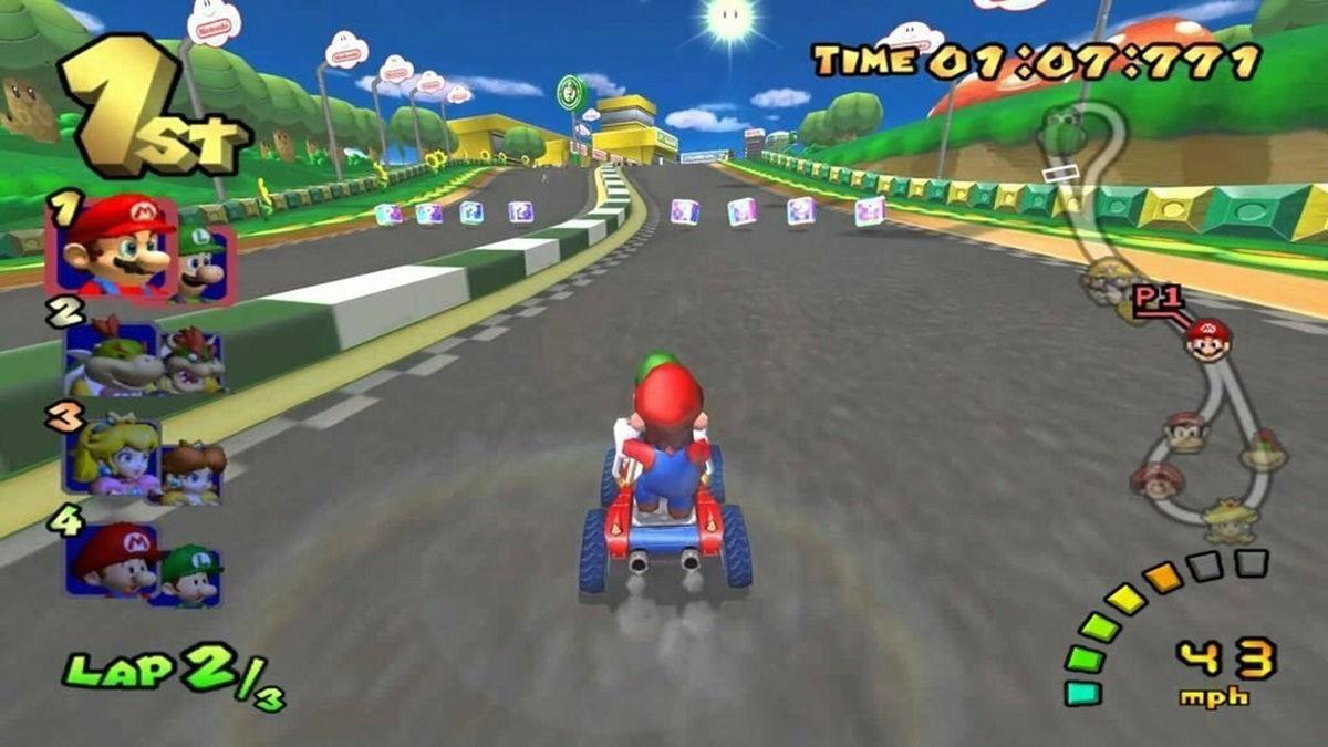 """Mario Kart Double Dash """"width ="""" 1200 """"height ="""" 675"""