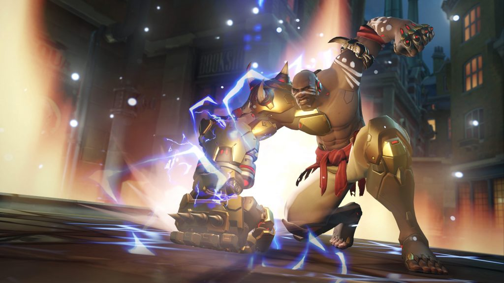 Overwatch Workshop الوضع التجريبي المحتمل Doomfist nerf - Fortnite جماهير 2