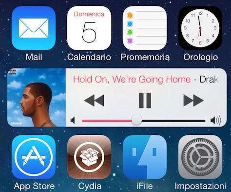 أفضل تعديلات لتطبيق iOS 7 Music 2