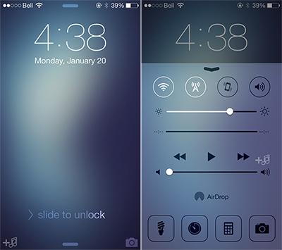 أفضل تعديلات لتطبيق iOS 7 Music 5