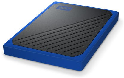 يمكنك شراء WD My Passport Go SSD من متجر Komputronik