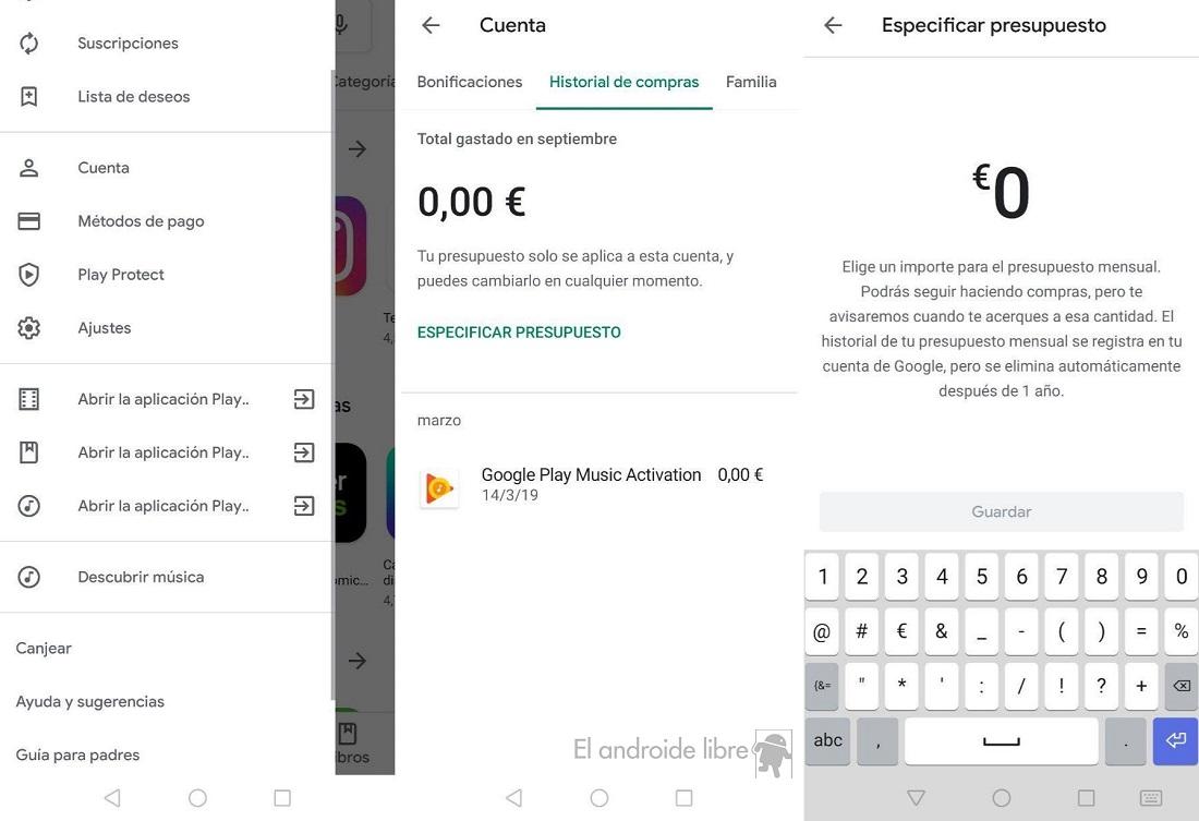 قم بتعيين ميزانية على Google Play: كيف يتم تنفيذها وما الغرض منها 1