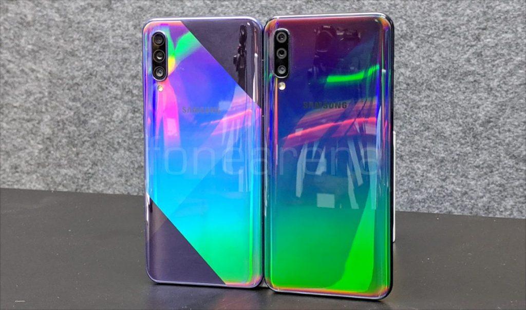 سامسونج Galaxy A50s Unboxing والانطباعات الأولى 5