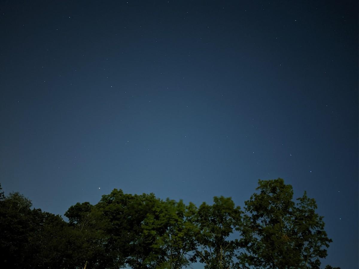 هذه هي الصور المدهشة للنجوم التي يقوم بها Pixel 4 1