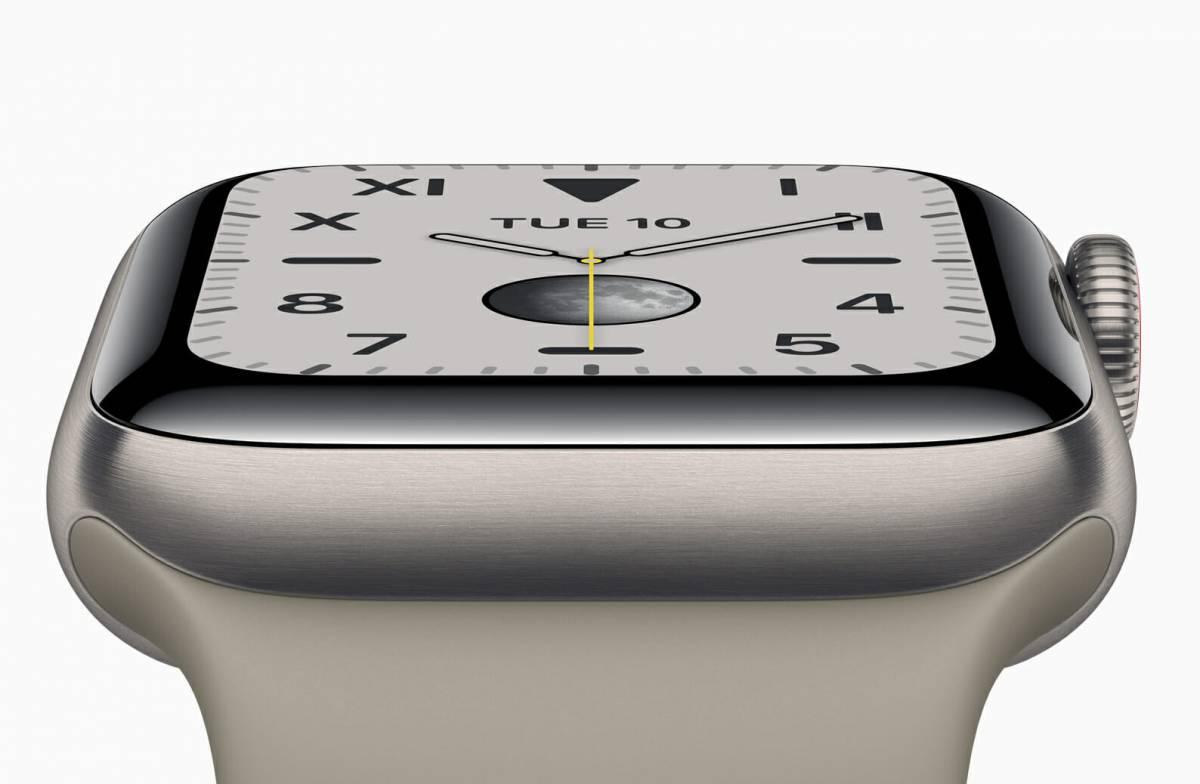 Apple Watch السلسلة 5: ما الجديد ، الرجل العجوز؟ 1