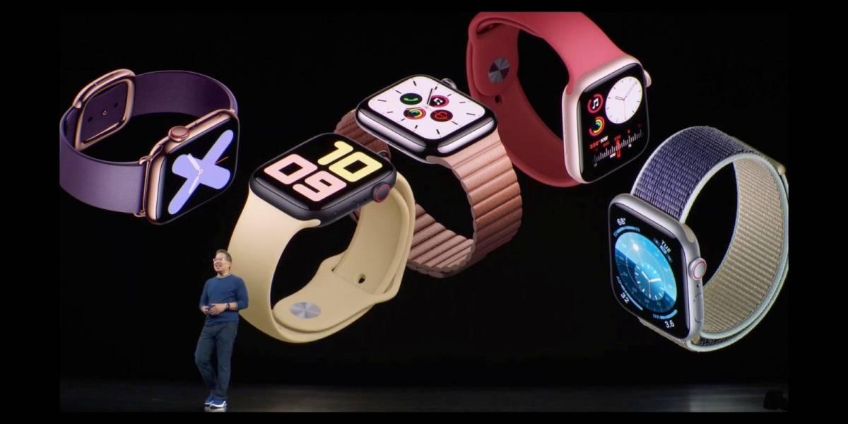 Apple Watch السلسلة 5: ما الجديد ، الرجل العجوز؟ 2