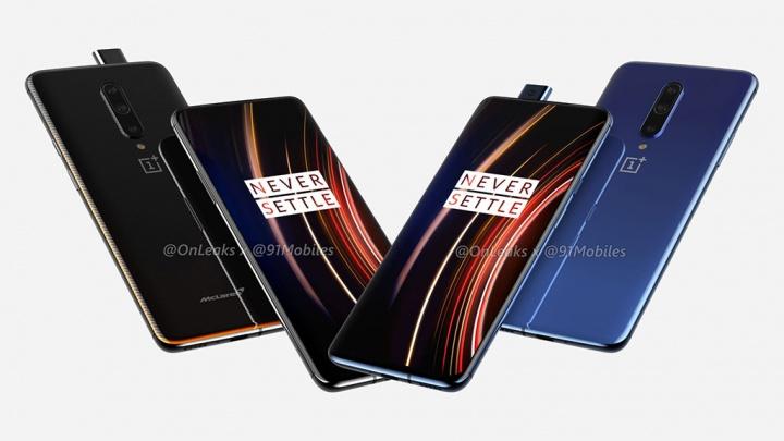 ون بلس 7T ون بلس 7T برو smartphones مواصفات الشاشة