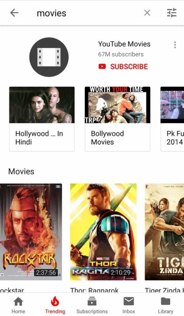 12 تطبيقات مجانية للأفلام والتلفزيون من أجل البث القانوني في 2019 10