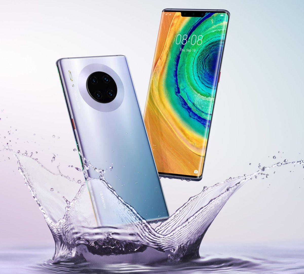Huawei Mate 30 و 30 Pro و 30 RS و 30 Lite و 5G: المواصفات والأسعار والتسريبات وتاريخ الإطلاق 1