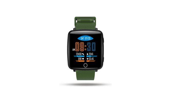 أطلقت ساعة لينوفو كارمي الذكية مع جهاز رصد معدل ضربات القلب على مدار 24 ساعة مقابل 3.499 روبية 1