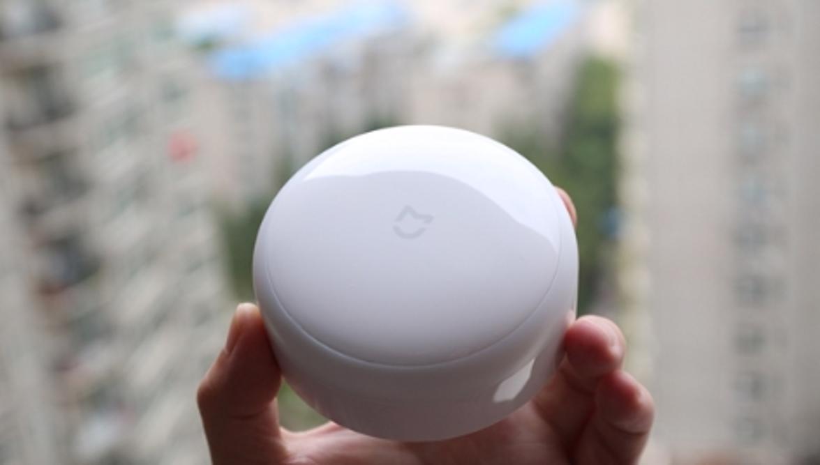 ضوء Xiaomi مثالي: لا يكلف سوى 10 يورو ، ويحتوي على جهاز استشعار بالأشعة تحت الحمراء والبطارية تدوم حتى 15 شهرًا 1
