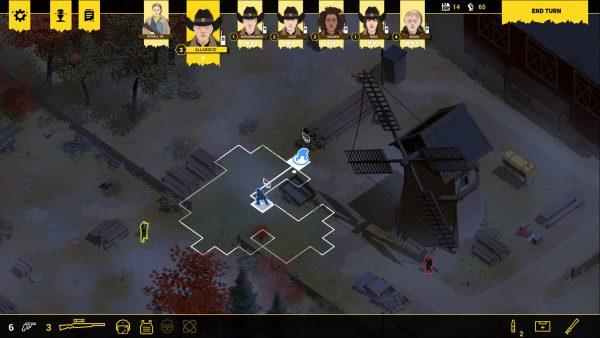 ثائر رجال الشرطة الاستعراض: قصة مقنعة محملة اللعب الاستراتيجي 1
