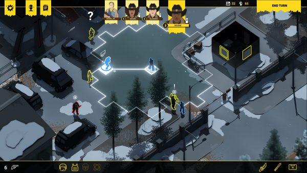 ثائر رجال الشرطة الاستعراض: قصة مقنعة محملة اللعب الاستراتيجي 2