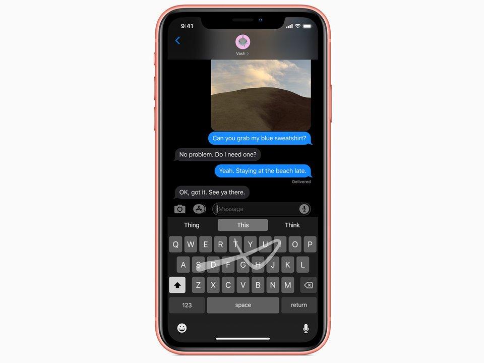 """هناك أيضًا ميزة """"انتقاد لكتابة"""" جديدة في الرسائل النصية"""