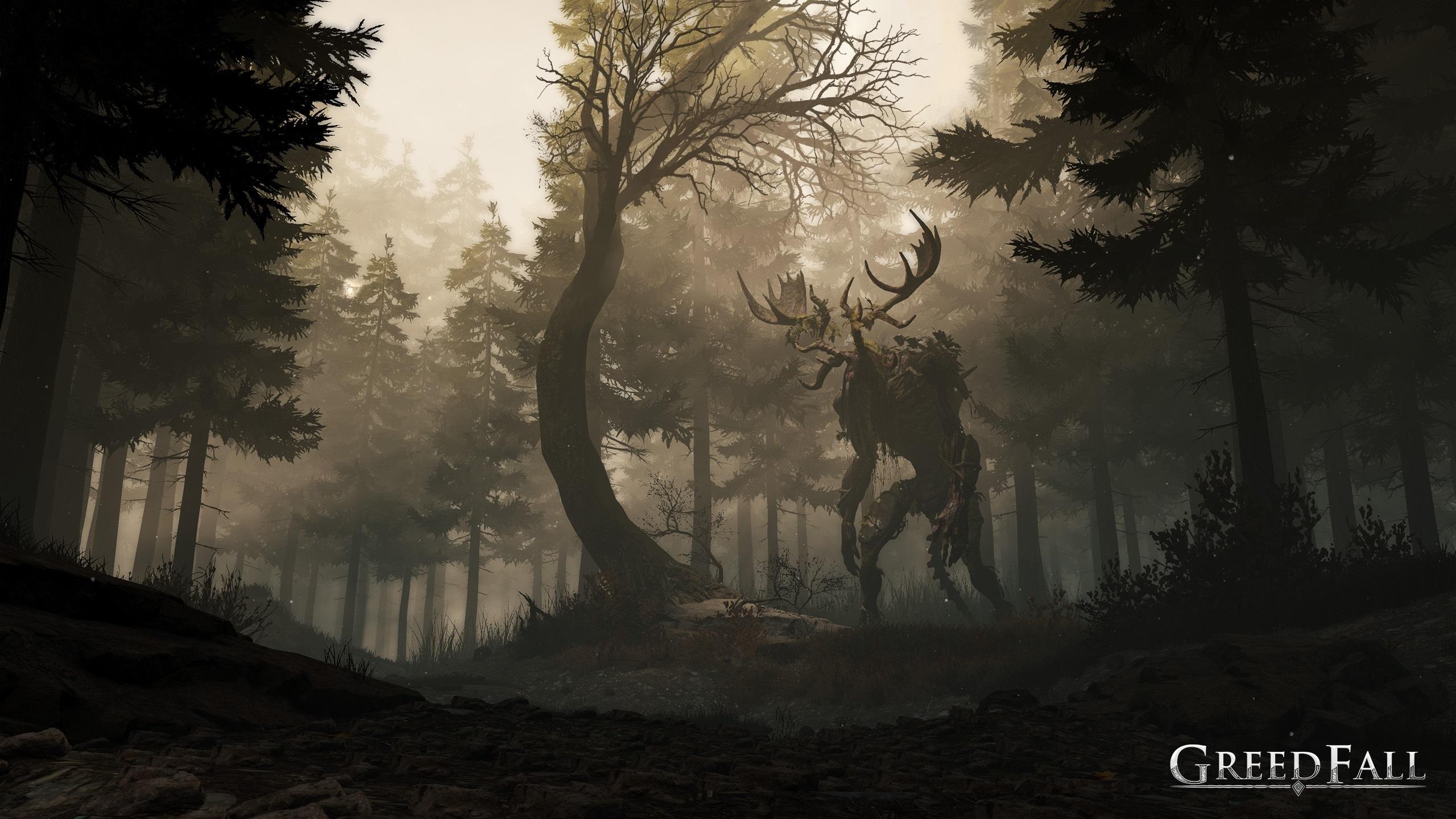 غابة GreedFall