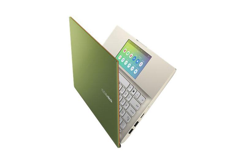 إطلاق غطاء ASUS VivoBook S14