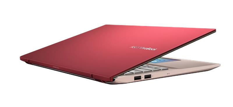 إطلاق ASUS VivoBook S15 باللون الأحمر