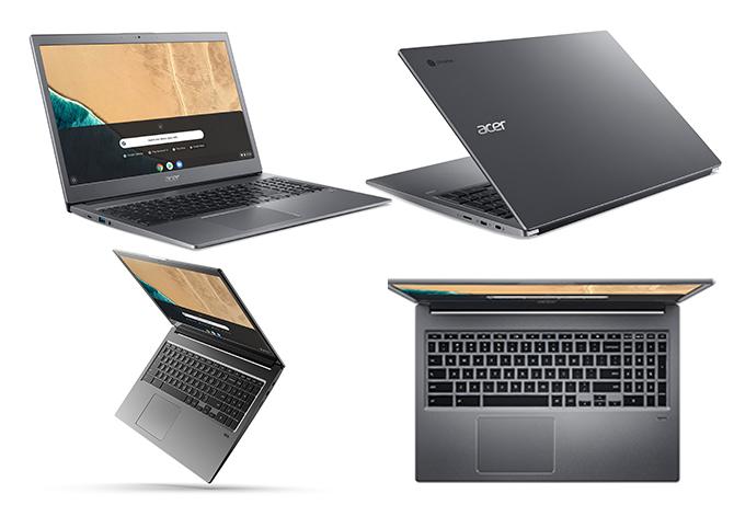 تقدم شركة أيسر خطين جديدين لجهاز Chromebook وتعلن عن لعبة Spin 3 الجديدة 2